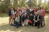 The cast of SIBERIA | (c) 2013 NBC