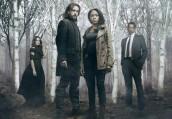 Katia Winters, Tom Mison, Nicole Beharie and Orlando Jones in SLEEPY HOLLOW - Season 1 | ©2013 Fox/Michael Lavine