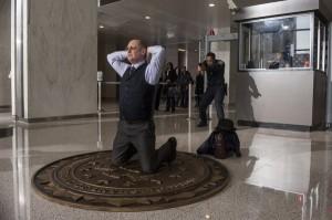 James Spader as Raymond Reddington in THE BLACKLIST | (c) 2013 NBC/ Patrick Ecclesine
