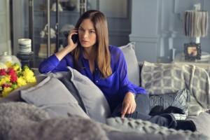 "Kristin Kreuk in BEAUTY AND THE BEAST - Season 2 - ""Liar, Liar"" | ©2013 The CW /Sven Frenzel"