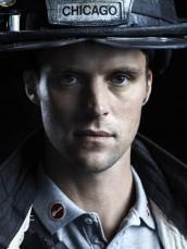 Jesse Spencer in CHICAGO FIRE - Season 2   ©2013 NBC/Nina Munoz