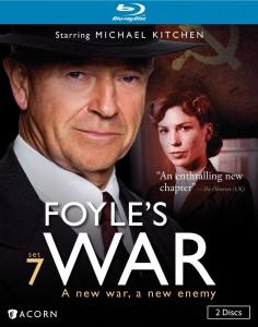 FOYLES WAR SET 7 | (c) 2013 Acorn Media