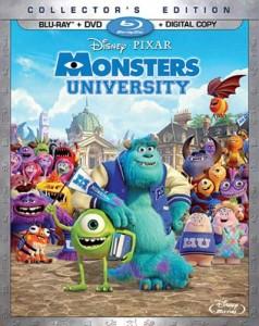 MONSTERS UNIVERSITY | (c) 2013 Disney Home Video