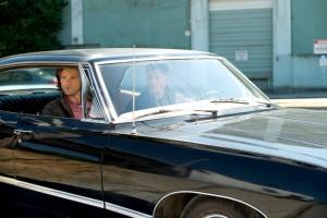 """Jared Padalecki and Jensen Ackles in SUPERNATURAL - Season 9 - """"I'm No Angel""""   ©2013 The CW/Diyah Pera"""