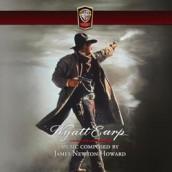 WYATT EARP: LIMITED EDITION soundtrack | ©2013 La La Land Records
