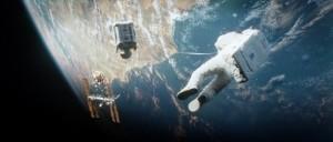 Gravity | ©2013 Warner Brothers