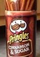 PRINGLES CINNAMON & SUGAR limited edition crisps   ©2013 Pringles