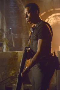 Orlando Jones in SLEEPY HOLLOW - Season 1 | ©2013 Fox/Brownie Harris