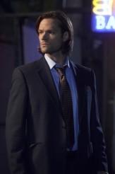 "Jared Padalecki in SUPERNATURAL - Season 9 - ""Holy Terror"" | ©2013 The CW/Katie Yu"