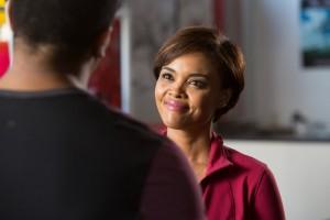 "Sharon Leal in GRIMM - Season 3 - ""Red Menace"" | ©2013 NBC/Scott Green"