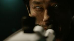 "Dr. Hatake (Hiroyuki Sanada) reveals something disturbing about himself on HELIX ""Vector"" | (c) 2014 SyFy"