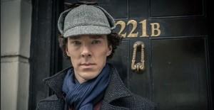 Benedict Cumberbatch stars in SHERLOCK on PBS | © 2014 PBS