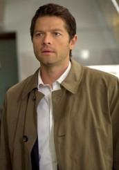 "Misha Collins as Castiel on SUPERNATURAL ""Captives"" | © 2014 Diyah Pera/The CW"