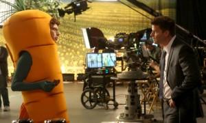"David Boreanaz and Tommy Munson in BONES - Season 9 - ""The Carrot in the Kudzu"" | ©2014 Fox/Patrick McElhenney"