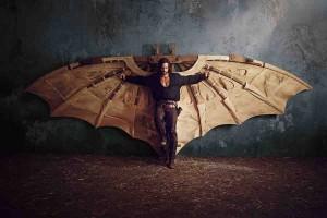 Tom Riley as Leonardo da Vinci in DA VINCI'S DEMONS - Season 2 | ©2014 Starz/Tonto Films