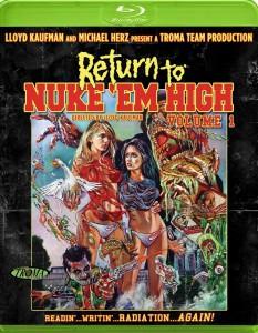 RETURN TO NUKE EM HIGH VOL 1 | © 2014 Image Entertainment