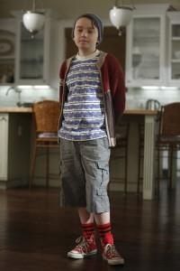 "Benjamin Stockham in ABOUT A BOY - Season 1- ""About a Kiss"" | ©2014 NBC/Jordin Althaus"
