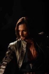 Tom Riley as Leonardo Da Vinci in DA VINCI'S DEMONS on Starz | © 2014 Starz/Tonto Films And Television