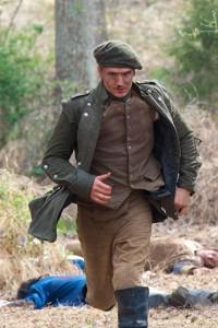 Seth Numrich as Benjamin Tallmadge in the new AMC series TURN | © 2014 Antony Platt/AMC