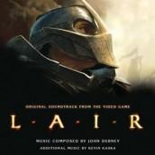 LAIR soundtrack | ©2014 La La Land Records