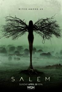 SALEM poster - Season 1 | ©2014 WGN America