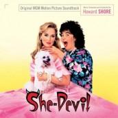 SHE-DEVIL soundtrack | ©2014 Music Box Records