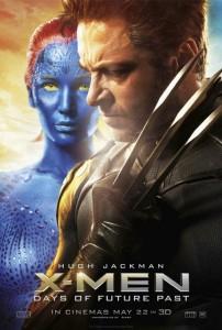 X-MEN - DAYS OF FUTURE PAST poster   ©2014 Fox/Marvel