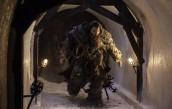 """Neil Fingleton in GAME OF THRONES - Season 4 - """"The Watcher in the Wall""""   ©2014 HBO/Helen Sloan"""