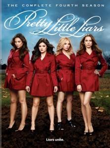 PRETTY LITTLE LIARS Season 4 | © 2014 Warner Home Video