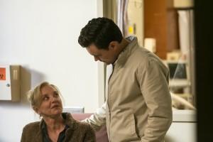 Smith Cameron and Clayne Crawford in RECTIFY - Season 2  | ©2014 Sundance TV/Tina Rowden