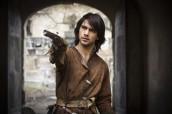 Luke Pasqualino is D'Artagnan in THE MUSKETEERS | ©2014 BBC America/Larry Horricks