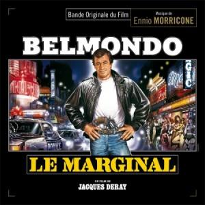 LE MARGINAL soundtrack   ©2014 Music Box Records