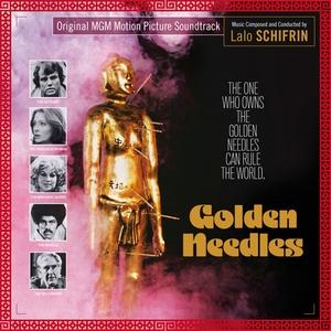 GOLDEN NEEDLES soundtrack | ©2014 Music Box Records