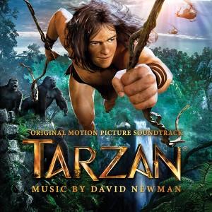 TARZAN soundtrack | ©2014 Milan Records
