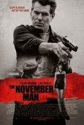 THE NOVEMBER MAN poster | ©2014 Relativity