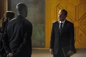 Chloe Bennet, J.J. Britt and Clark Gregg in MARVEL'S AGENTS OF SHIELD - Season 2 | ©2014 ABC/Kelsey McNeal