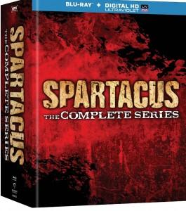 SPARTACUS THE COMPLETE SERIES | © 2014 Starz/Image Entertainment