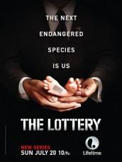 THE LOTTERY poster - Season 1 | ©2014 Lifetime