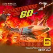 THUNDERBIRDS ARE GO and THUNDERBIRD 6 soundtrack | ©2014 La La Land Records