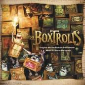 THE BOXTROLLS soundtrack | ©2014 +180 Records