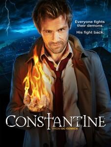 Matt Ryan in CONSTANTINE - Season 1   © 2014 NBC