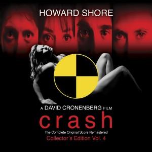 CRASH soundtrack | ©2014 HOWE Records