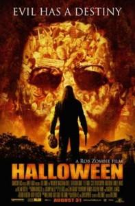 HALLOWEEN (2007) movie poster | ©2007 Dimension