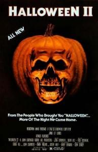 HALLOWEEN II (1981) movie poster | ©1981Universal Pictures