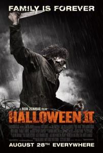 HALLOWEEN II (2009) movie poster | ©2009 Dimension