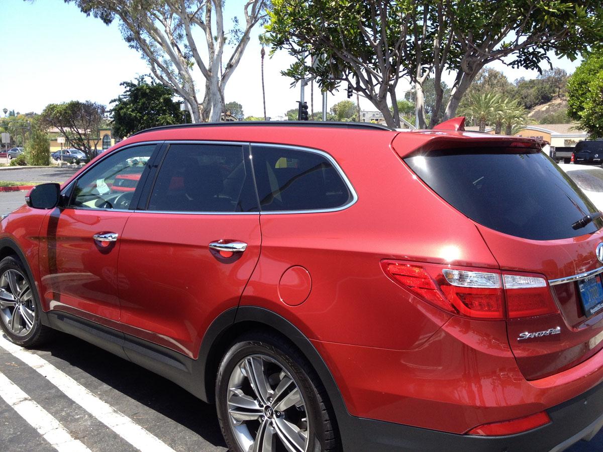 Hyundai San Diego >> Car Review 2014 Hyundai Santa Fe Limited Assignment X Assignment X
