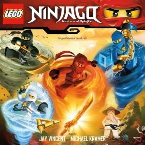 NINJAGO THE MASTERS OF SPINJITZU soundtrack   ©2014 Varese Sarabande Records