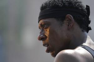"Orlando Jones in SLEEPY HOLLOW - Season 2 - ""Go Where I Send Thee"" | ©2014 Fox/Brownie Harris"