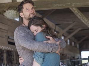 Joshua Jackson as Cole and Ruth Wilson as Alison in THE AFFAIR - Season 1    ©2014 Showtime/Mark Schafer