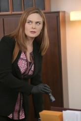 "Emily Deschanel in BONES - Season 10 - ""The Money on the Merry-Go-Round"" | © 2014 Fox/Patrick McElhenney"